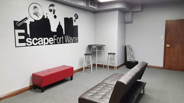 Escape Fort Wayne A Game With Meaning Frank Gray The
