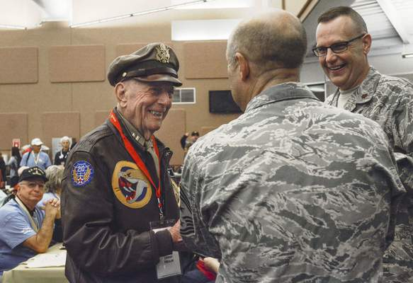 At 91, pilot, hero, still on mission | Local | The Journal Gazette
