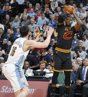 a44f2be3345d Associated Press Cleveland Cavaliers forward LeBron James