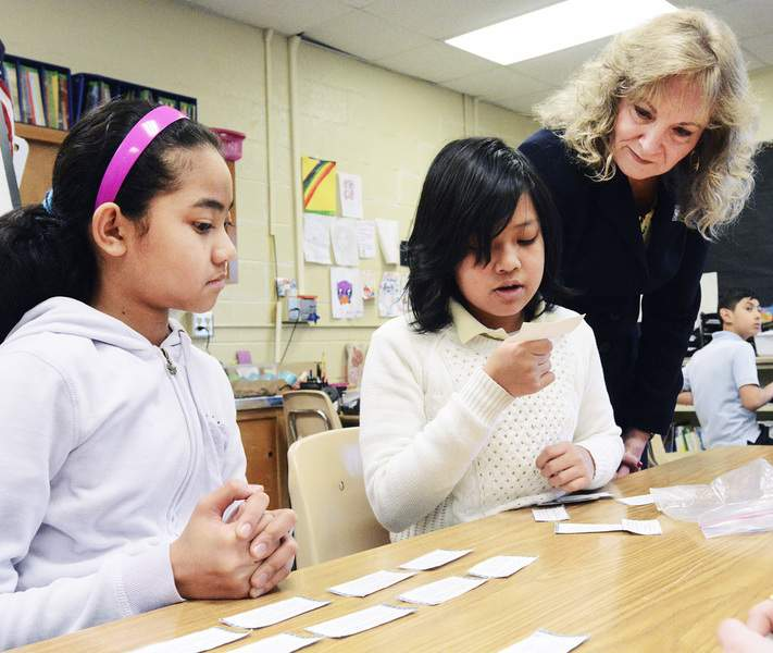 Brentwood Elementary: State Superintendent Visits Brentwood Elementary