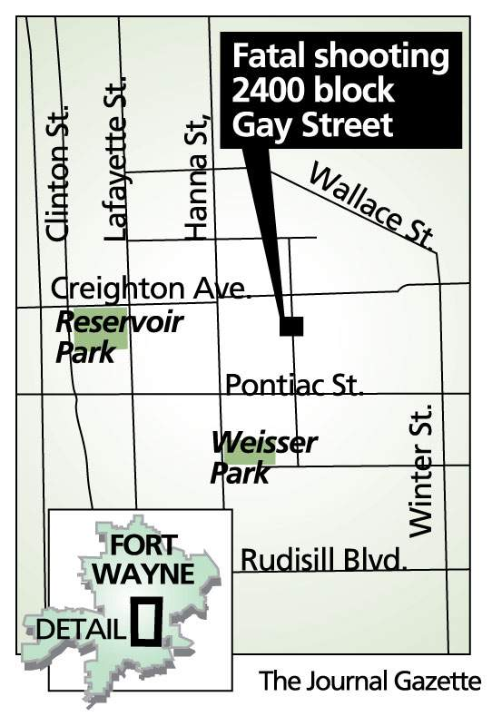 The gay street fire