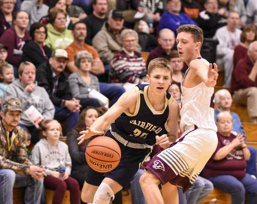 Central Noble vs Fairfield NECC Boys | Local | The Journal ...