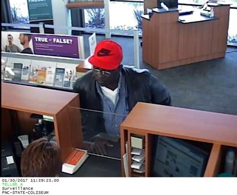 Older' robber strikes PNC on East State | Police/Fire | The Journal