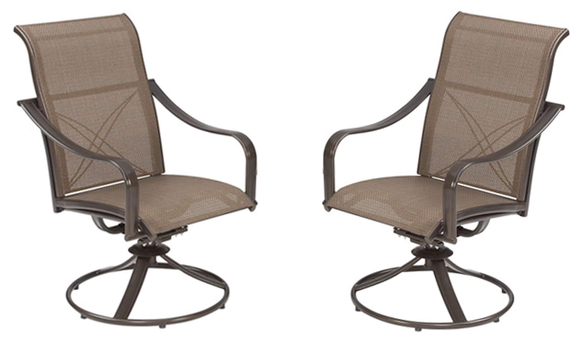 Casual Living Worldwide Recalls Swivel Patio Chairs