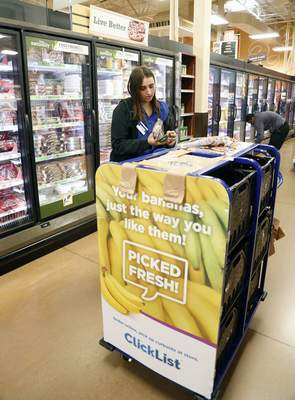 Grocers' programs selling convenience | Business | The Journal Gazette