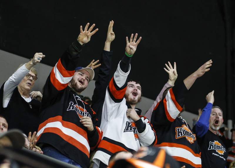 ECHL: Home Ice Calls For Crowd