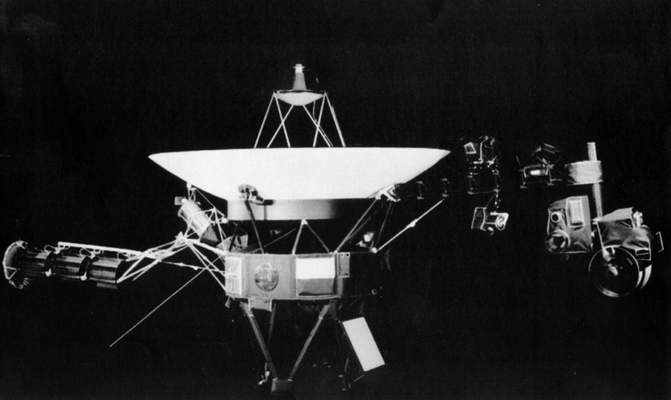 3ca10d73751 NASA pays tribute as Voyager turns 40