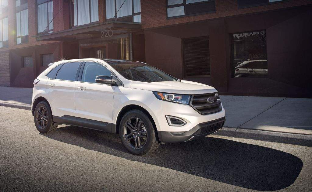 Courtesy Ford The Ford Edge Sport Transforms A Very Good Crossover Into One You Look Forward To Driving Every Day Reviewer Casey Williams Says