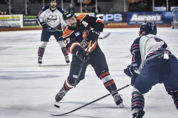 ECHL: High-scoring Trio Has Led Way For Komets