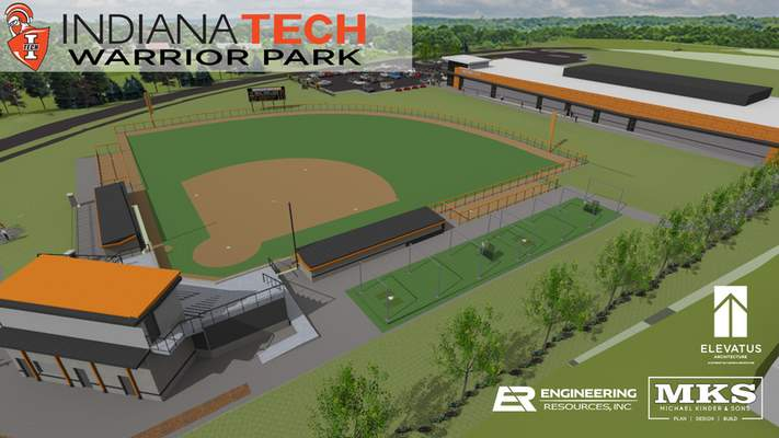 Indiana Tech Athletics >> Indiana Tech Breaks Ground On Athletic Complex Schools The