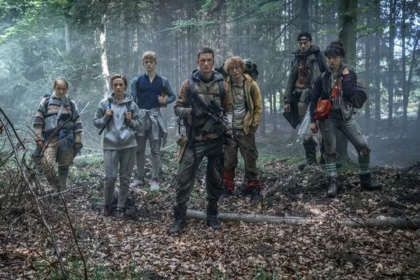 Youths focus of Netflix's post-apocalyptic series | Living | The