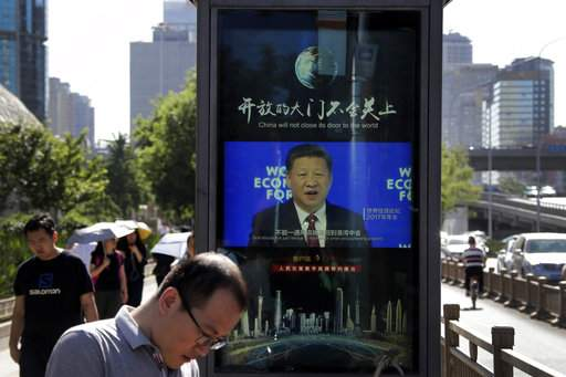 all roads lead to china and its economy During monday's stock market session, the dow jones, s&p 500 index and  nasdaq  address, made broad statements in favor of a more open economy   but they said all roads lead back to nvidia in machine learning.