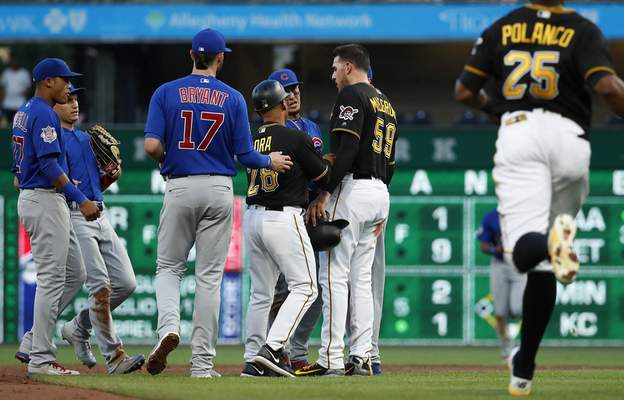 b47857de2 Musgrove beats Cubs on the mound, angers them on the bases | MLB | The  Journal Gazette