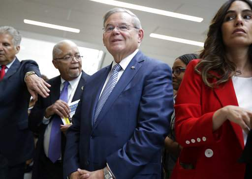 Menendez Hugin Ready For General Election Face Primary