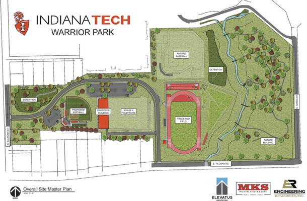Indiana Tech Athletics >> Warriors Eager To Break In Facilities Local Colleges The Journal
