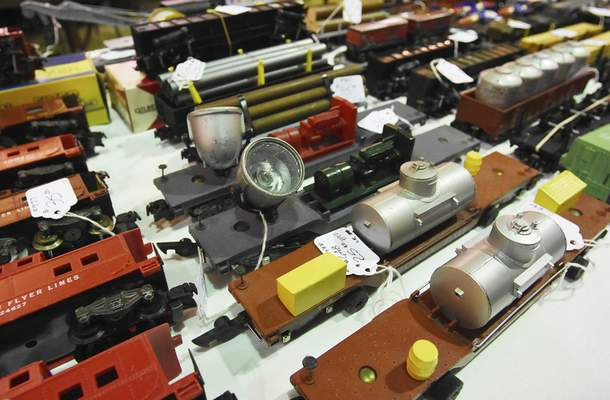 Image result for train swap meet