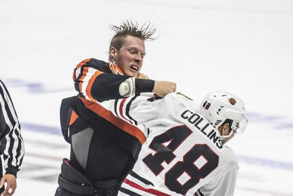 ECHL: Not About To Scrap Scrapping