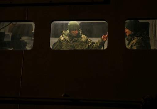 JGAP newsUkraine calls up reservists amid tensions with Russia