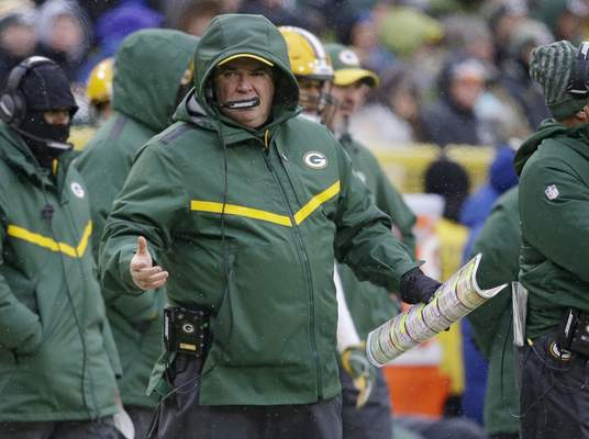 Packers fire coach after loss to Cards | NFL | The Journal Gazette