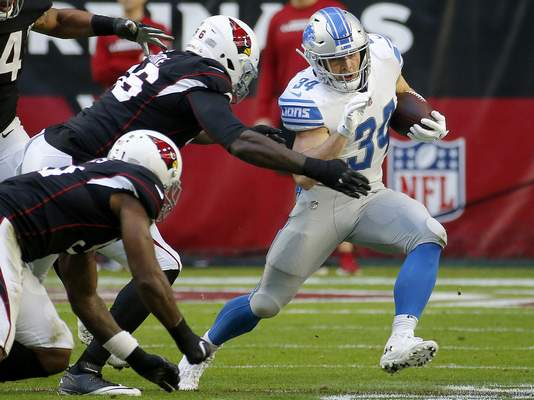 0bcded09202 Zenner makes most of his chance | NFL | The Journal Gazette