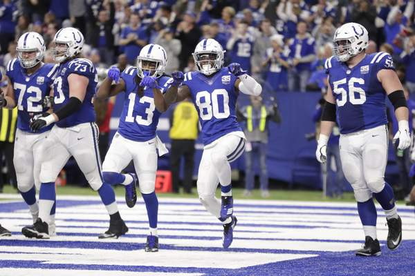 Image result for Indianapolis Colts Associated press