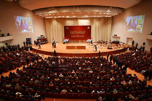 Iraqi parliament approves budget of $112 billion for 2019