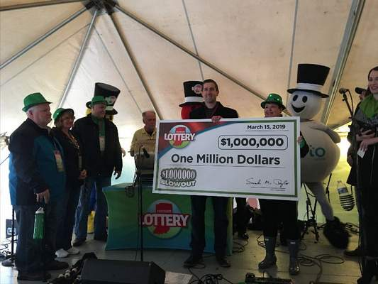 Nappanee man wins $1 million in lottery 2nd-chance promotion