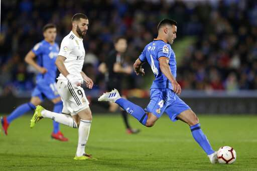 Real Madrid To Seal Getafe S Faith: Getafe Don't Need 'hot Zombies' To Attract Fans This