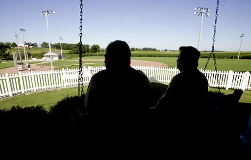 Column: 'Field of Dreams' and more bad baseball on film | AP sports