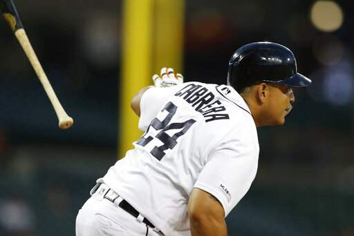 Tigers pound White Sox 10-6 for doubleheader split | MLB | The