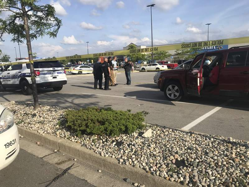 Man killed in Walmart parking lot shooting | Police/Fire | The
