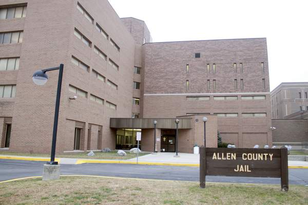 Rachel Von   The Journal Gazette County officials worry that changes in state law could overcrowd the jail, and they want legislators to take action.