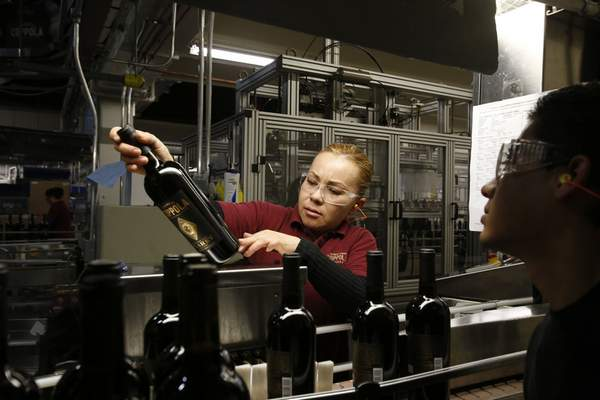 Los Angeles Times (TNS) Many winemakers, such as the Francis Ford Coppola Winery in Sonoma County, are helping with a massive ad campaign championing the benefits of using real cork on wine bottles.