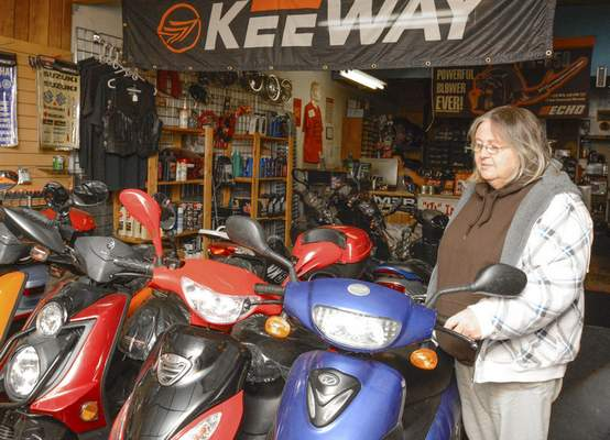 Moped Laws Causing Confusion Downtown The Journal Gazette