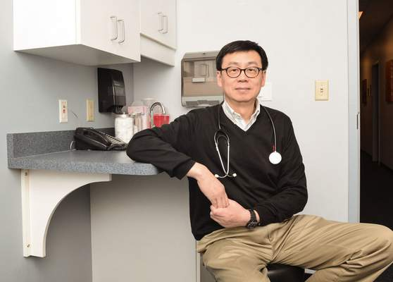 Michelle Davies   The Journal Gazette Dr. David Li's boutique practice on Dupont Road focuses on holistic medicine and does not accept insurance.