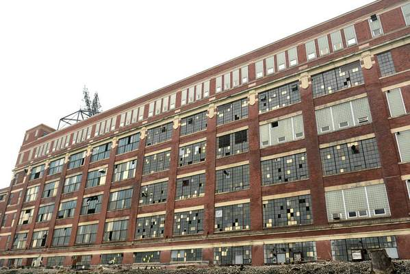 Samuel Hoffman | The Journal Gazette The now-derelict buildings of Fort Wayne's General Electric campus once teemed with more than 10,000 employees.
