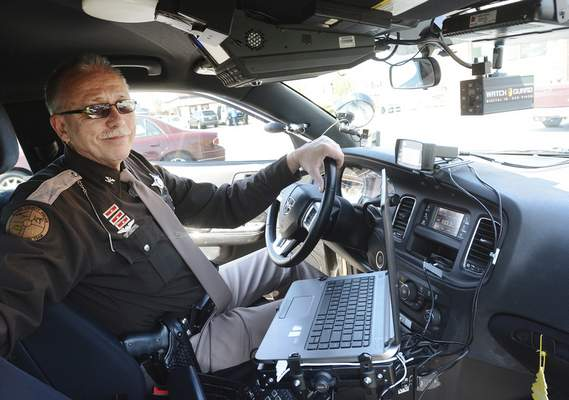 Reserve officers protect, serve | Police/Fire | The Journal