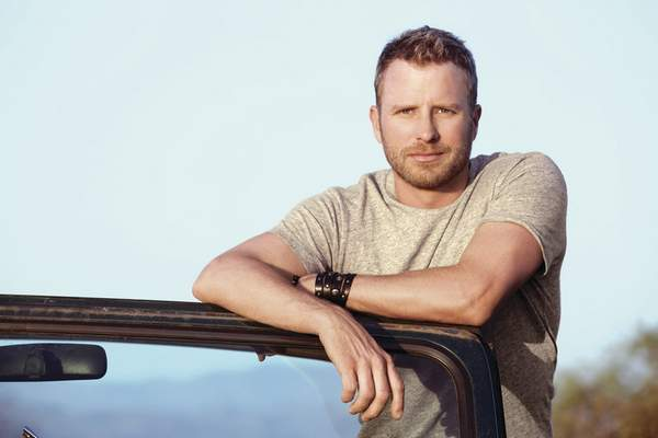 Courtesy Country singer Dierks Bentley will perform Saturday at Parkview Field.