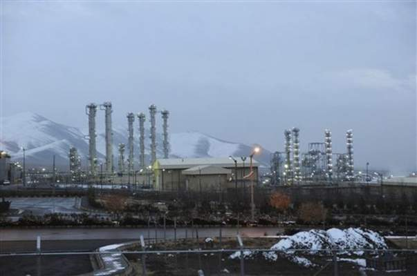 Associated Press Iran's heavy water nuclear facility is seen against a backdrop of mountains near the central city of Arak in a photo from 2011. Indiana Sen. Joe Donnelly, a Democrat, announced Wednesday that he will support the nuclear deal negotiated by the United States and five of its allies with Iran.