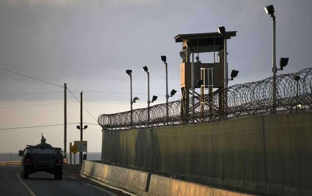 Associated Press The U.S. military's detention center at Guantanamo Bay Naval Base in Cuba symbolizes the Obama administration's national-security struggles. More than eight years after promising to close the facility, Guantanamo remains open.