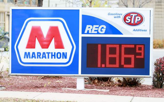 Fort Wayne Gas Prices >> National Gas Price Near 6 Year Low Local The Journal Gazette