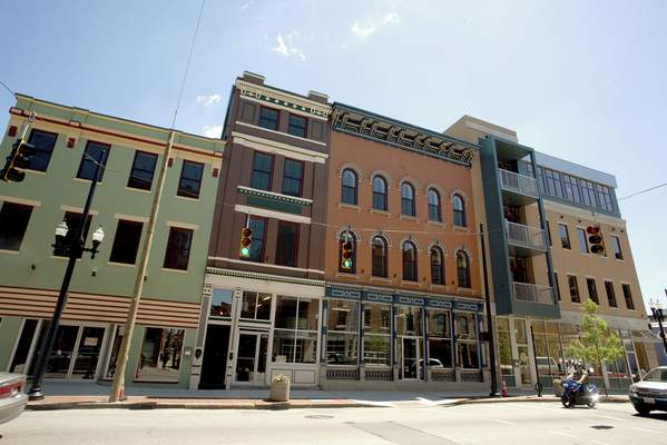 Courtesy Julianna Boehm Model Group has redeveloped sections of the Gateway Quarter in Cincinnati's historic Over-the-Rhine neighborhood.