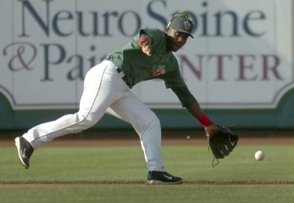 File Shortstop Ruddy Giron, who hit .285 with Fort Wayne last year, is San Diego's fourth-ranked prospect. Giron is one of six returning players from the 2015 team.