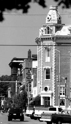 FILE: Downtown Wabash, IN