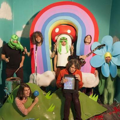 Courtesy The Flaming Lips will headline the Middle Waves Music Festival.