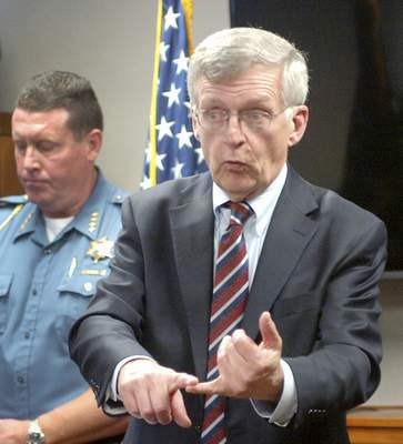 20 places raided in drug bust | Courts | The Journal Gazette