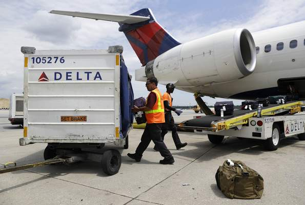 Associated Press Delta Air Lines plans to invest $50 million in radio-frequency-identification, also known as RFID, technology that it says will better track bags throughout its system.