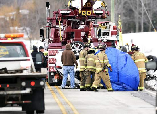 1 dead in bus-SUV crash | Police/Fire | The Journal Gazette