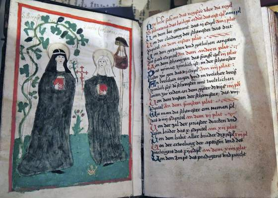 Associated Press Books from the Bridgettine Order of nuns fill the Altomuenster library, a collection unlike any in the world. Church officials say scholars are overreacting to their decision to close it.