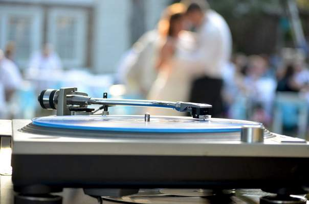 Freeimages.com Favorite songs to play at weddings vary, local DJs say, but there are those that are always requested to get everyone dancing.